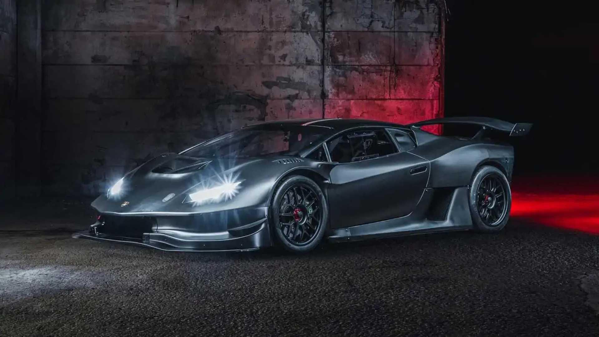 Este Zyrus LP1200 es un salvaje Lamborghini Huracán, con 1.200 CV