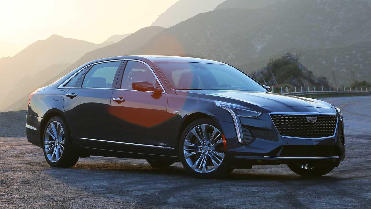 2019 Cadillac CT6 Platinum Blackwing: Review