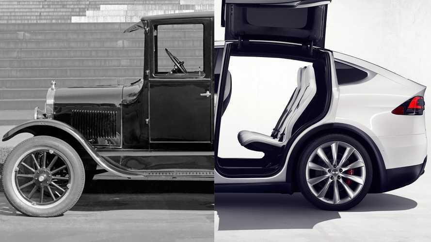Ford VS Tesla: единственные автомобильные стартапы, выжившие в Америке