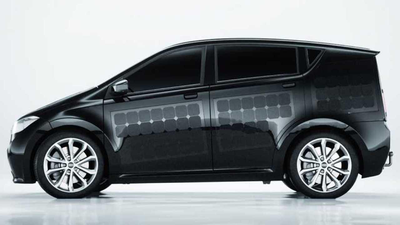Sion от Sono Motors – электромобиль, который не нужно заряжать от сети