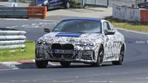 2021 BMW 4 Series Coupe new spy photos