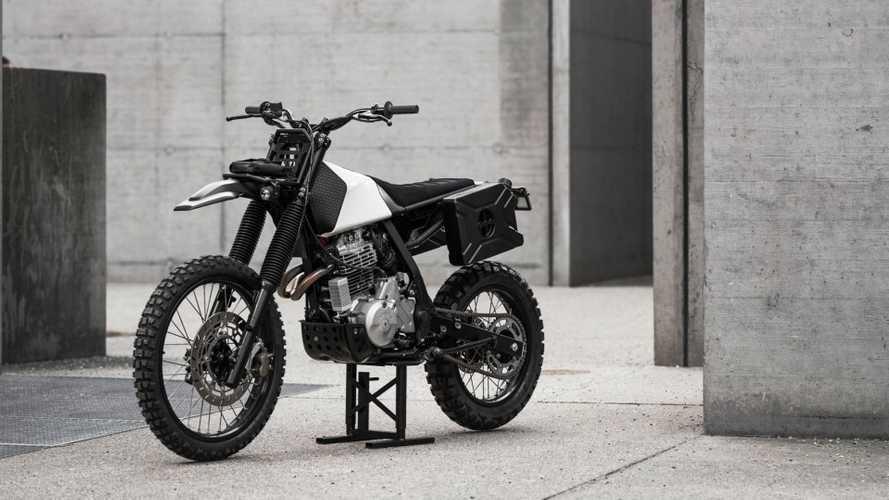 Vagabund Moto V13 Honda NX650 Dominator