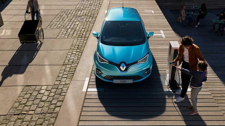 Renault ZOE поможет продажам Samsung в Корее