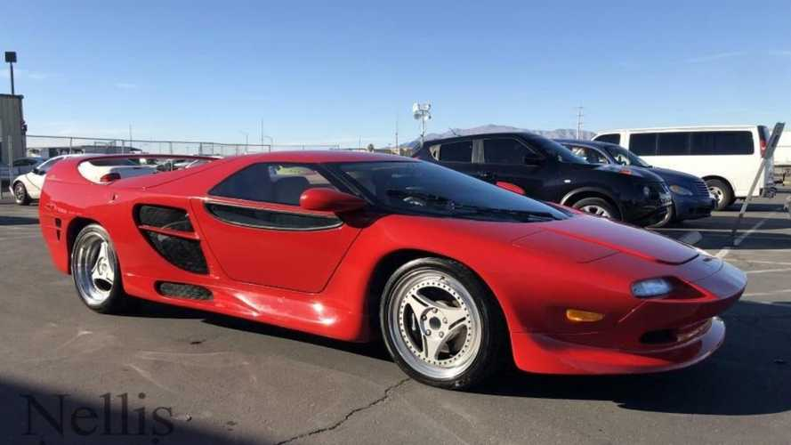The Vector M12 – America's Lamborghini gone wrong