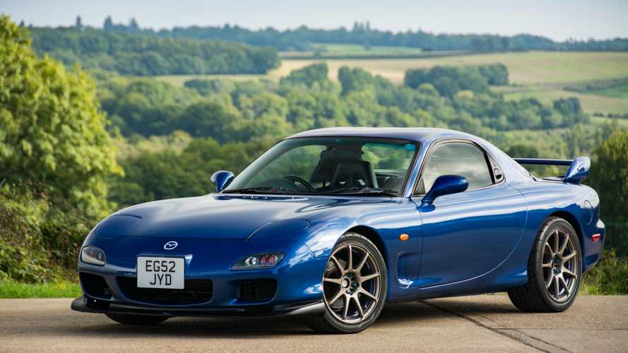 Mazda boss kills new RX-7 sports car dream