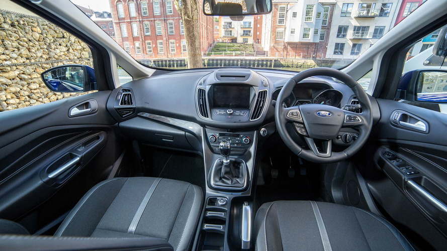 2017 Ford C Max Review