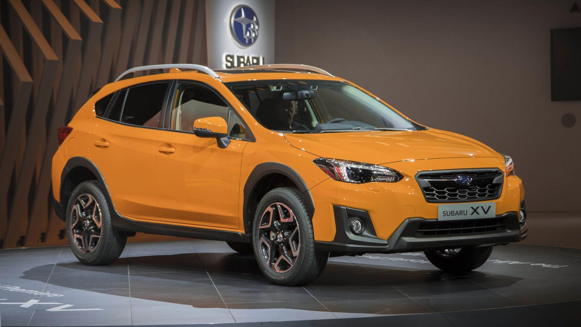 New Subaru Xv >> Subaru Xv Gets Sharper With A New Platform More Powerful Engine
