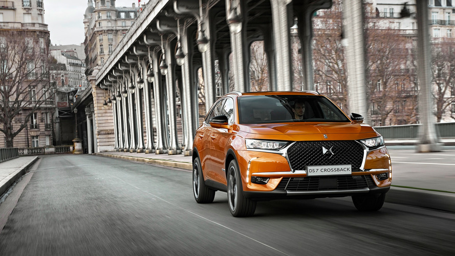 DS 7 Crossback BlueHDi 180 first drive: Boutique, novelty SUV