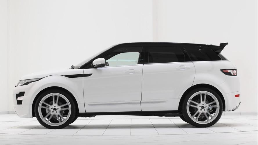 Startech chega para dar toque exclusivo a modelos Land Rover
