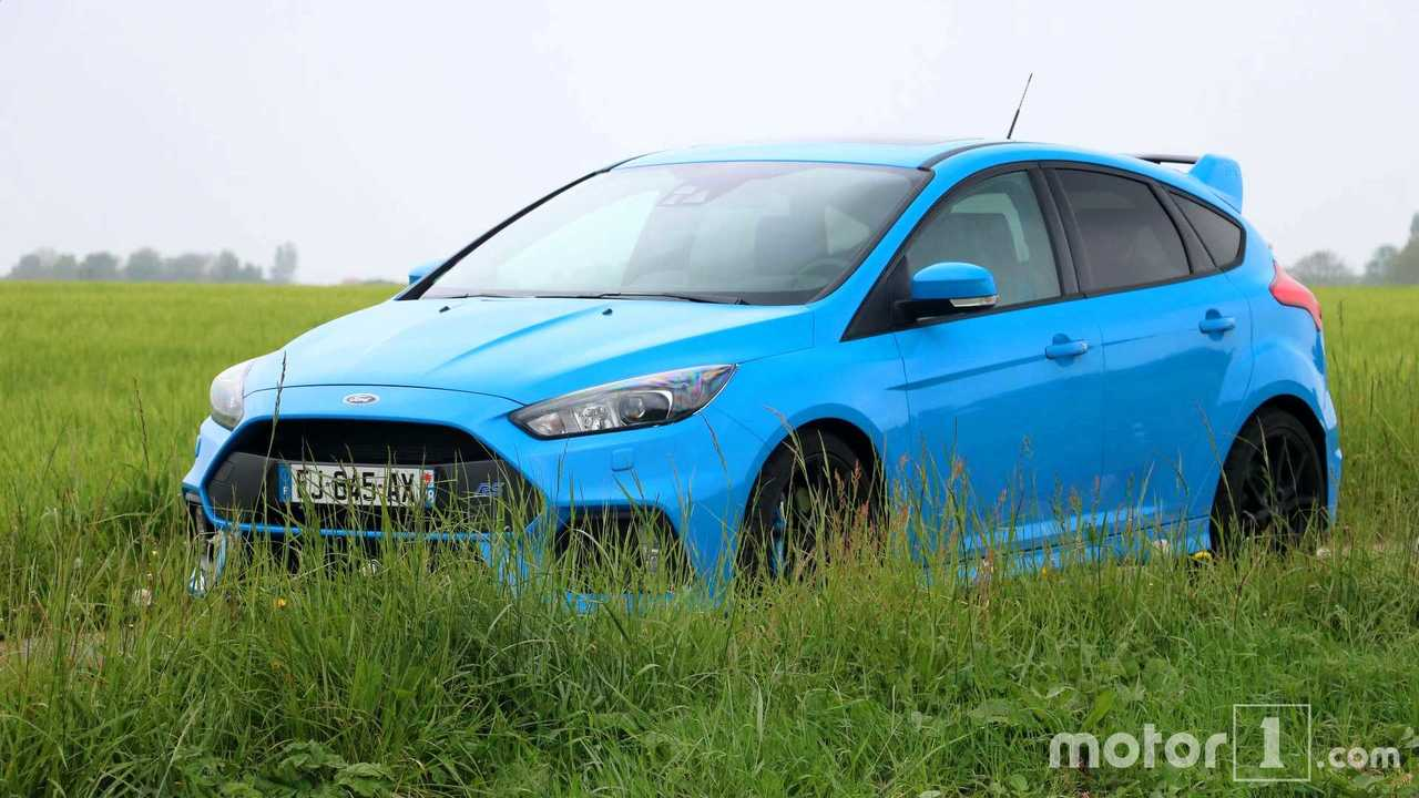 Essai Ford Focus RS 2017