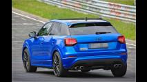 Erwischt: Audi SQ2