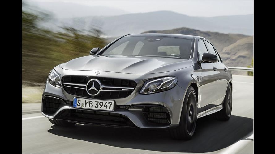 So kommt der neue Mercedes-AMG E 63 (2016)