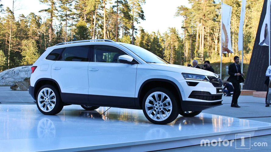 Skoda Karoq To Carry The Made In Germany Label