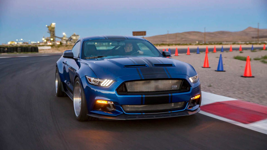 Shelby Makes The Super Snake More Venomous With Wide Body Kit