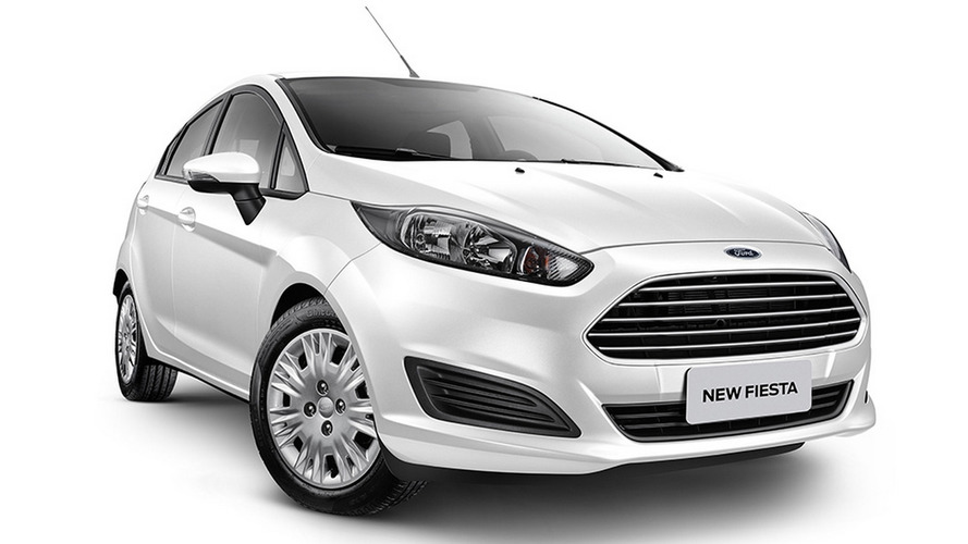 Ford vende Fiesta com desconto e taxa zero