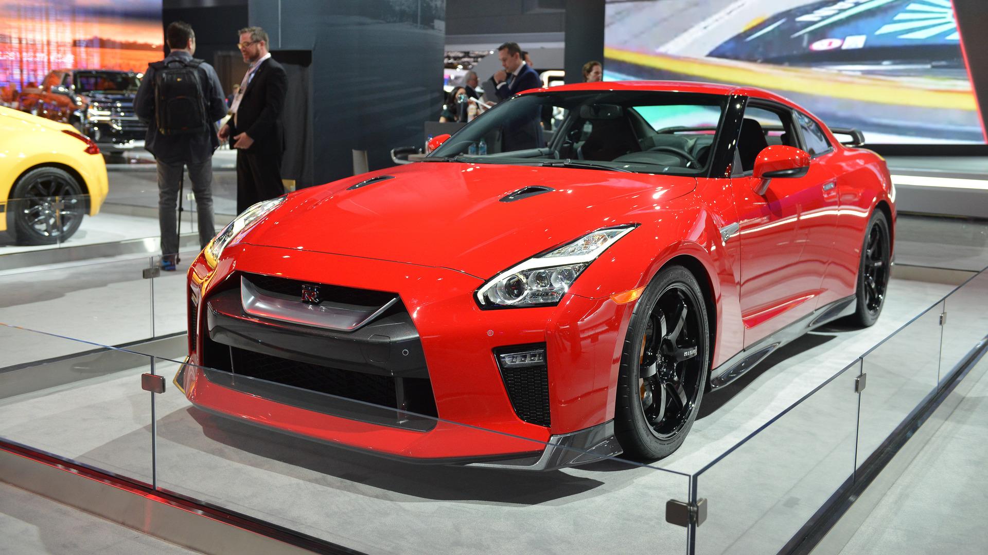 2017 Nissan Gt R Track Edition Is Still Road Legal