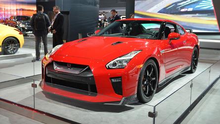 New York 2017 - La Nissan GT-R Track Edition prend son premier bain de foule