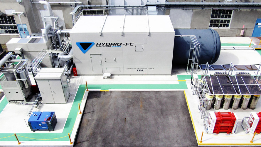 Forget Hydrogen, Toyota Toying With Natural Gas Fuel Cell