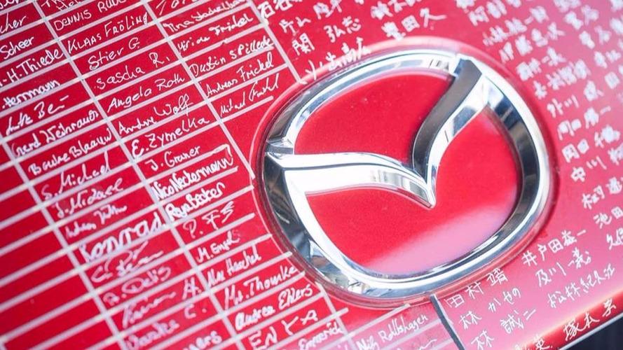 Mazda MX-5 millionième exemplaire