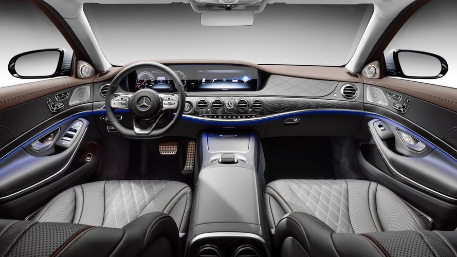 Mercedes-Benz S 550 2017