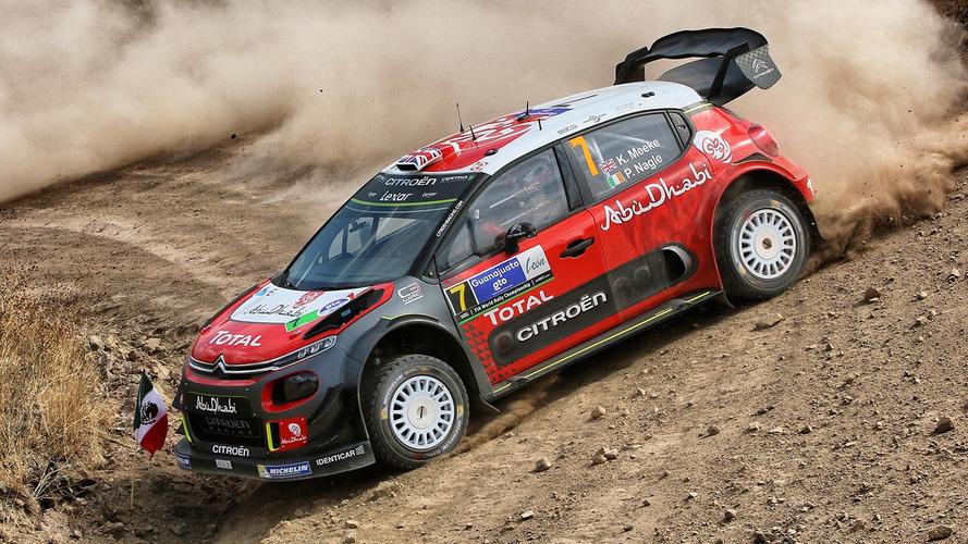 VIDEO - Première victoire de la Citroën C3 WRC, final hallucinant au Mexique !
