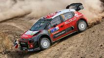 Citroen C3 WRC Kris Meeke