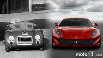 Ferrari : 70 ans d'histoire