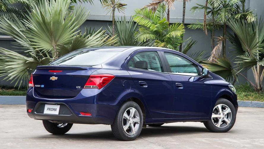 Chevrolet Aumenta Precos De Todas As Versoes De Onix E Prisma Em Abril