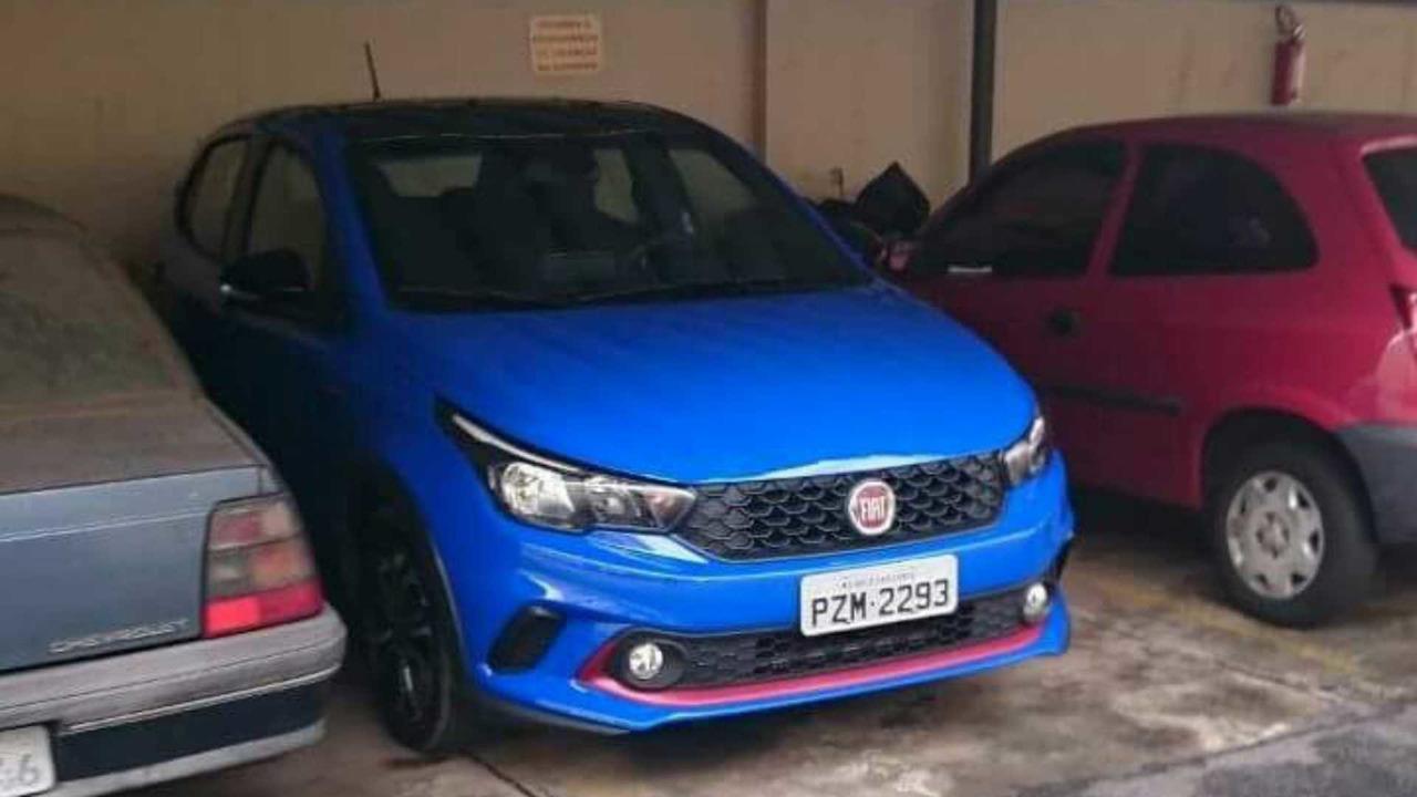 Fiat Argo ao vivo