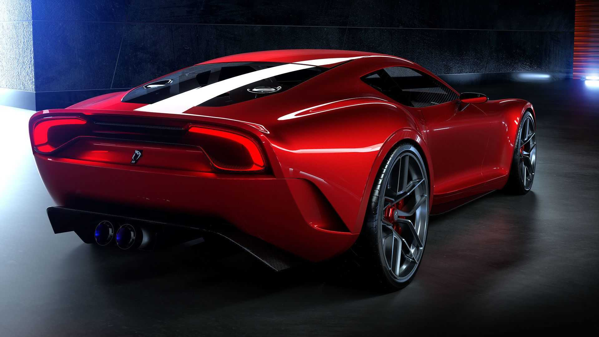 Ferrari 612 Gto >> Ferrari 612 Rendered As A Modern Day 250 Gto Successor