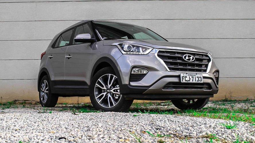 Hyundai Creta ganha desconto de R$ 3 mil na versão Prestige