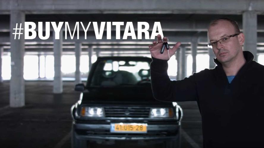 Como vender o seu Suzuki Vitara 1996?