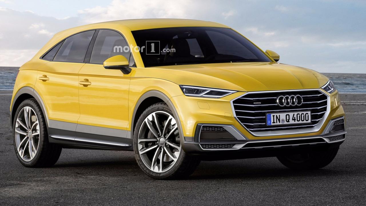 Audi Q4 2019 recreación