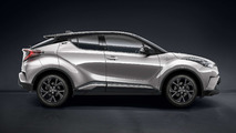 2017 Toyota C-HR Limited Edition