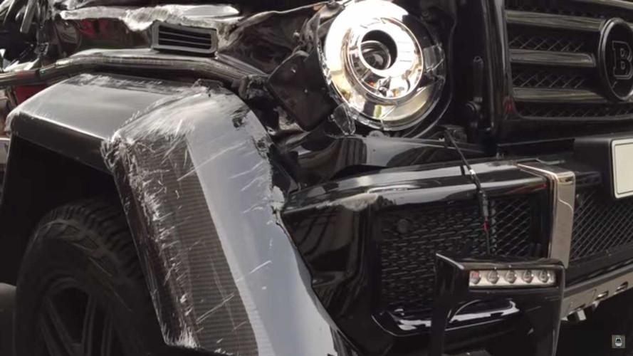 Brabus G500 vs Toyota Prius