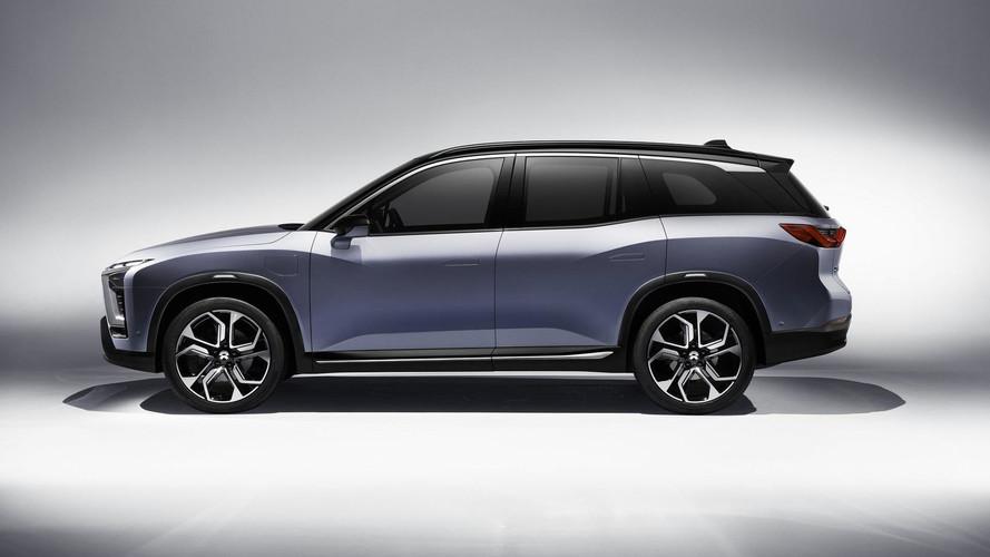 Nio ES8: U.S. CEO Reveals Details On Upcoming Electric SUV