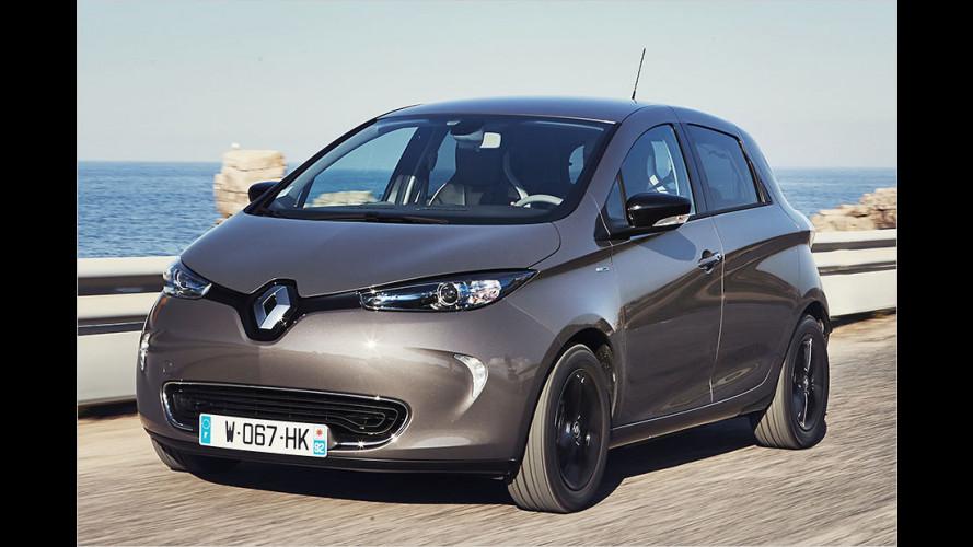 Im Test: Renault Zoe mit 400 Kilometer Reichweite