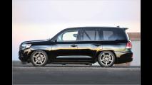Irrer SUV-Weltrekord