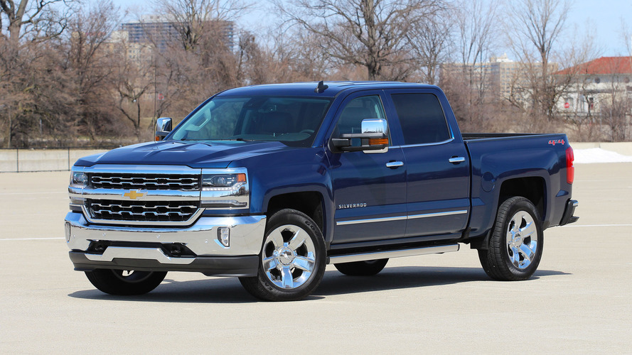 Chevy Debuts Heritage Bowtie Badge For Special Edition Silverado