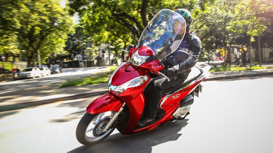 Honda SH 300i 2017 chega com preço reposicionado - para baixo