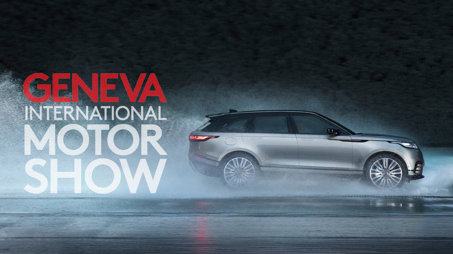 2017 Geneva Motor Show: Everything we know