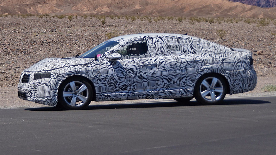This Is Probably The New 2018 VW Jetta For United States