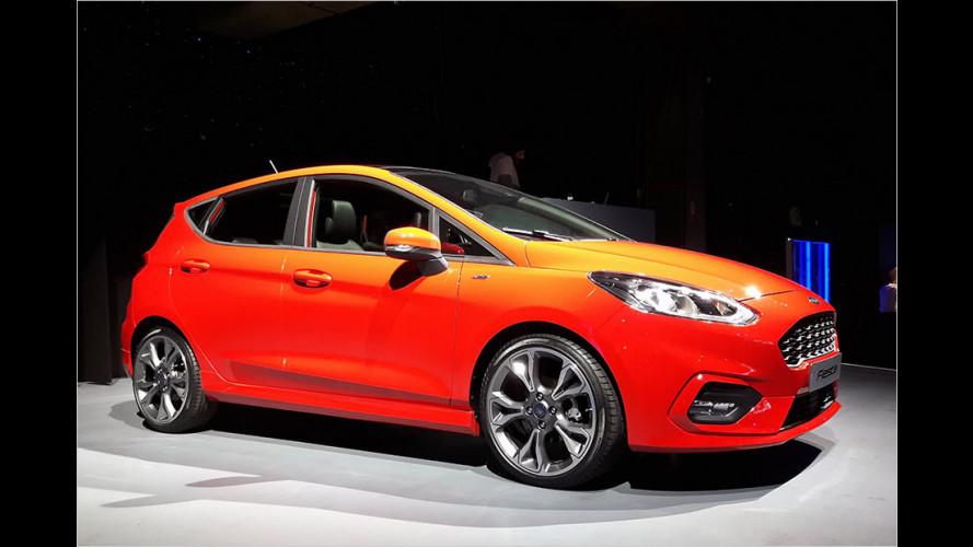 Das ist der neue Ford Fiesta