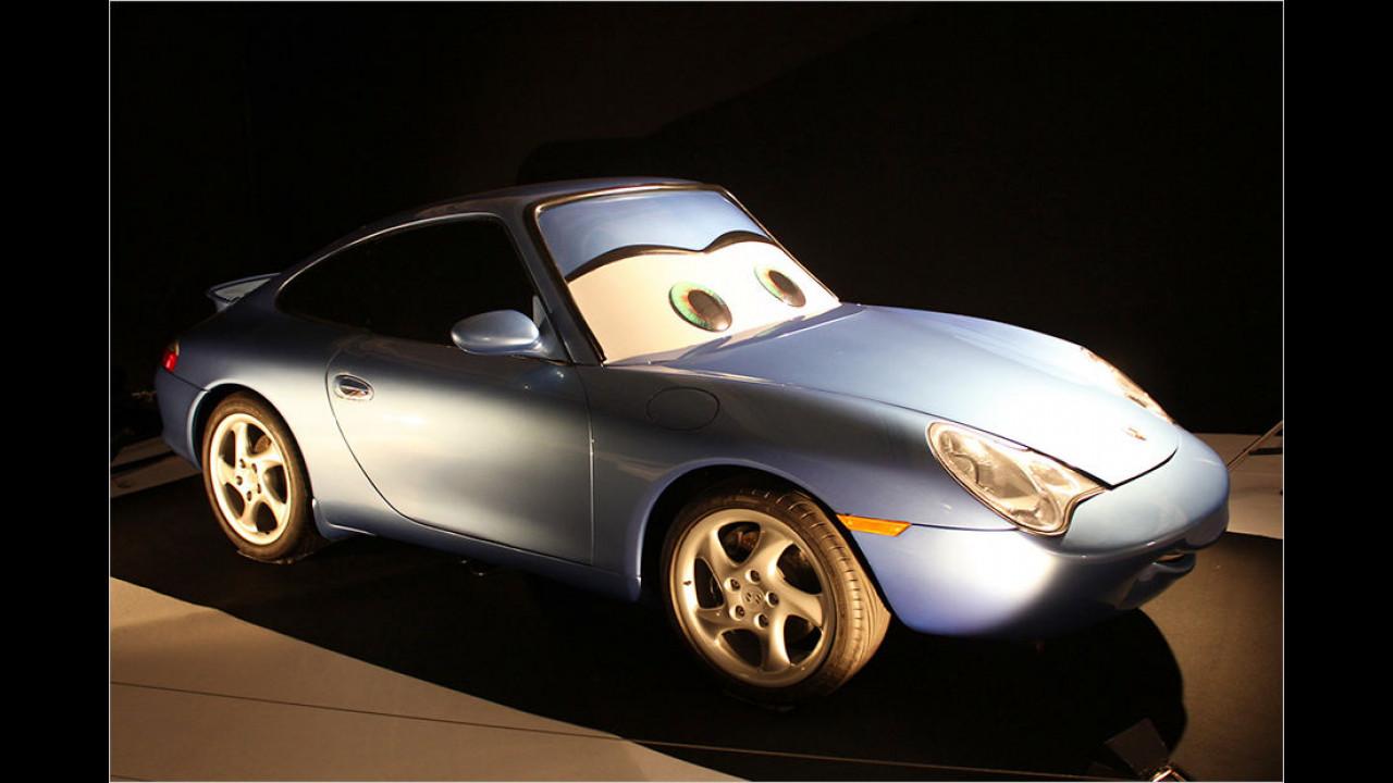 Porsche 911 Carrera (996): Cars (2006)