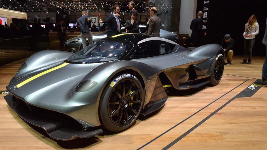 Aston Martin Valkyrie Comparison