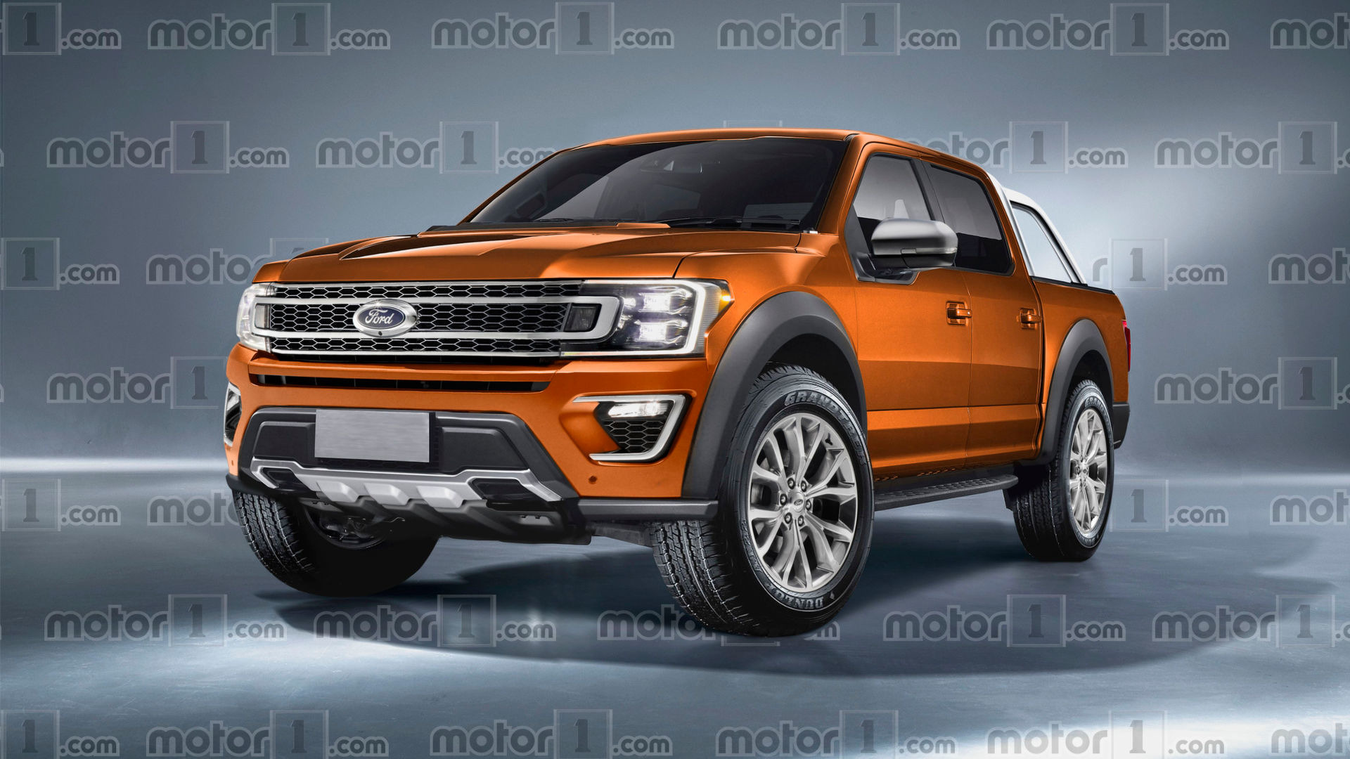 New Ford Ranger 2019
