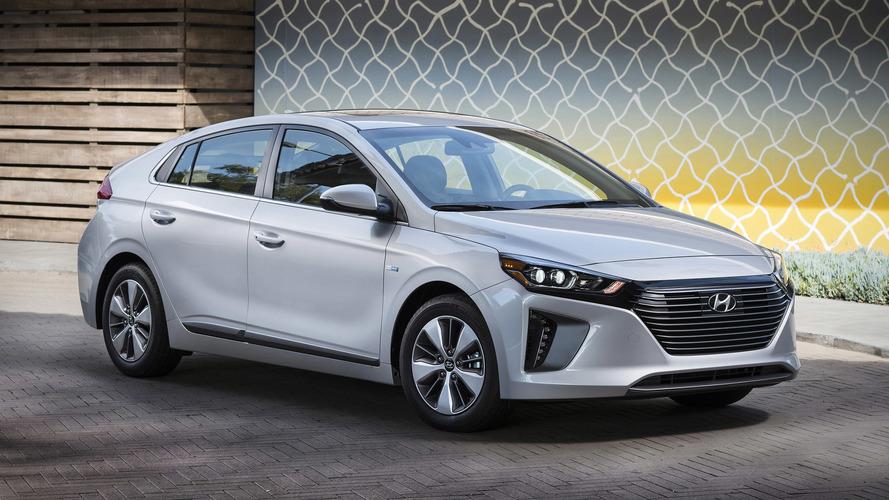 2017 Hyundai Ioniq PHEV: First Drive