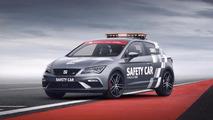 Leon Cupra safety car