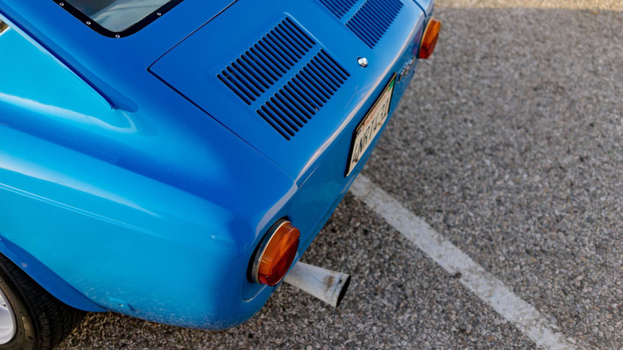 Fiat 850 Outlaw