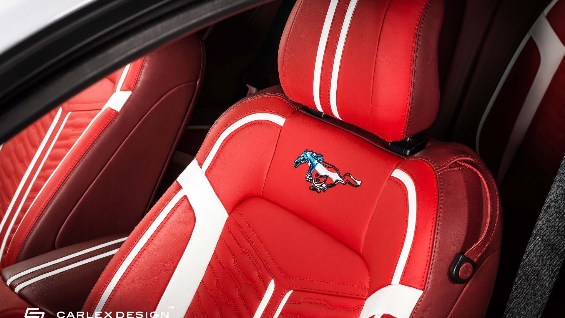 Tremendous Supercharged 727 Hp Ford Mustang Gt Is Anything But Subtle Squirreltailoven Fun Painted Chair Ideas Images Squirreltailovenorg